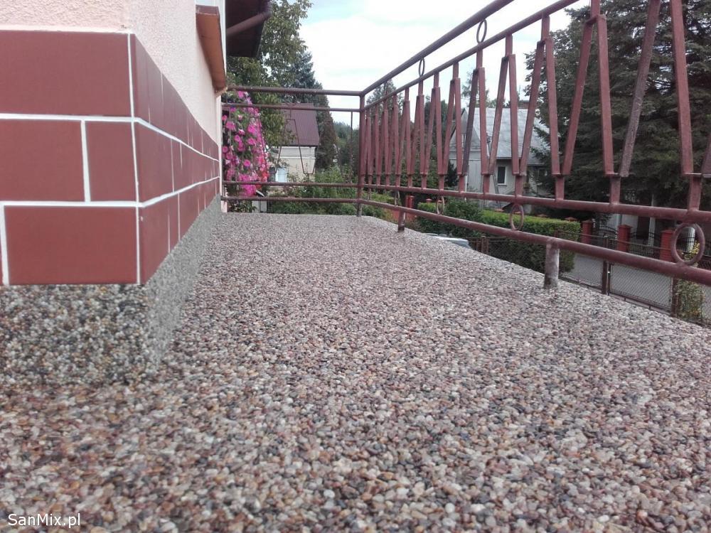 System Kamienny Dywan Na Podjazdy Balkony Tarasy Schody