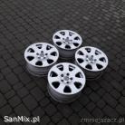 Komplet Oryginalnych NIEMIECKICH Felg 15 5x112 VW/Audi/Seat/skoda